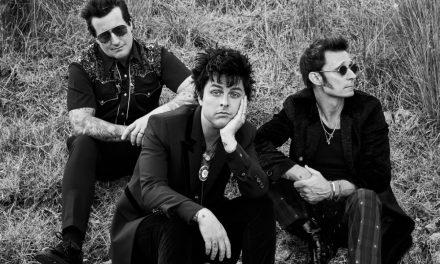 Green Day lanza cover a una canción de Blondie