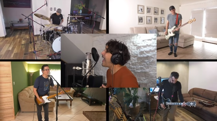 """Insite lanza vídeo de cuarentena para su canción """"Continuación"""""""