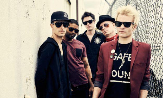 """Sum 41 lanza EP con lados B de su disco """"13 Voices"""""""