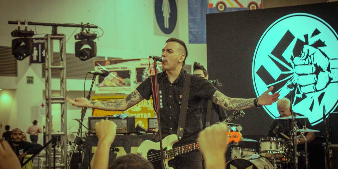 """Anti-Flag anuncia tour digital """"Quarantine Sucks, Let's Party"""""""