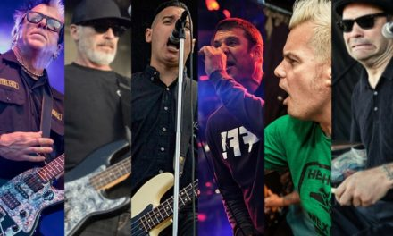 Miembros de Goldfinger, Anti-Flag, Good Riddance, The Offspring y Pulley publican cover de Pennywise