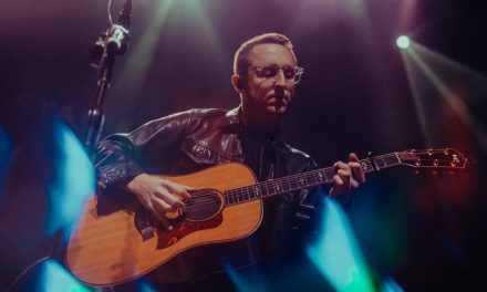 William Ryan Key lanzará nueva música en Patreon