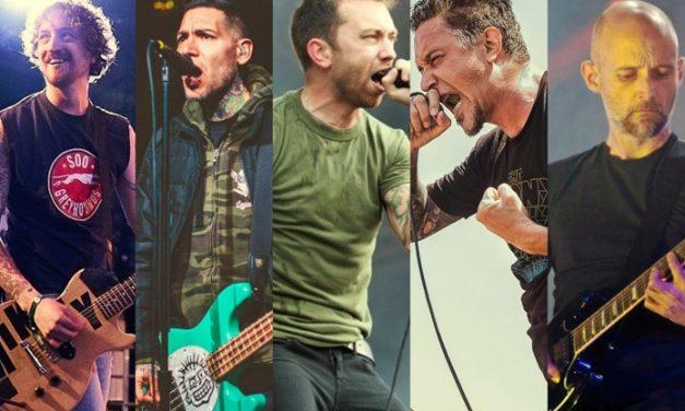 Miembros de MxPx, Rise Against, Sick of It All junto a Moby lanzan cover de Black Flag