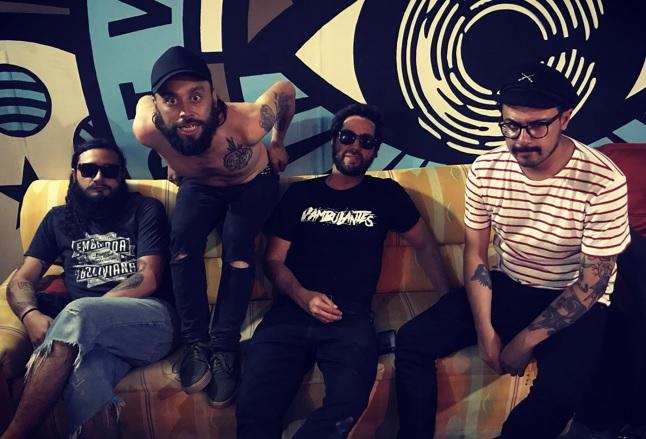 """Los Candidatos presentan su nuevo disco """"Premoniciones"""""""