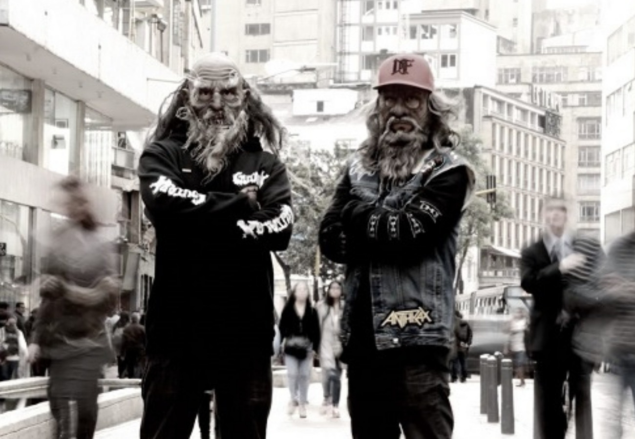 """Los Viejos estrenan un nuevo sencillo titulado """"Simio Pandémico"""""""