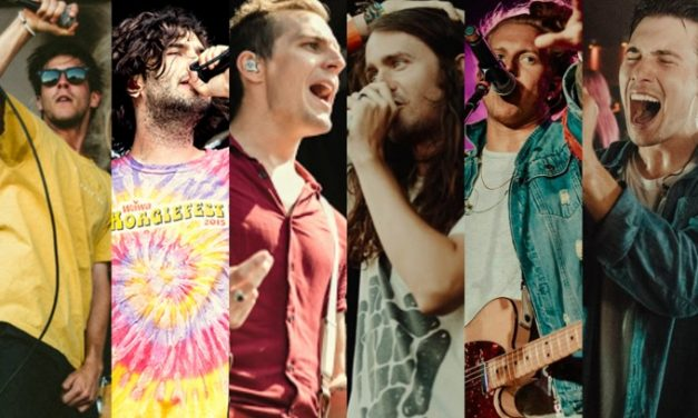 Integrantes de Mayday Parade, The Maine, We The Kings, Real Friends, Grayscale y Knuckle Puck lanzan cover de The Beatles