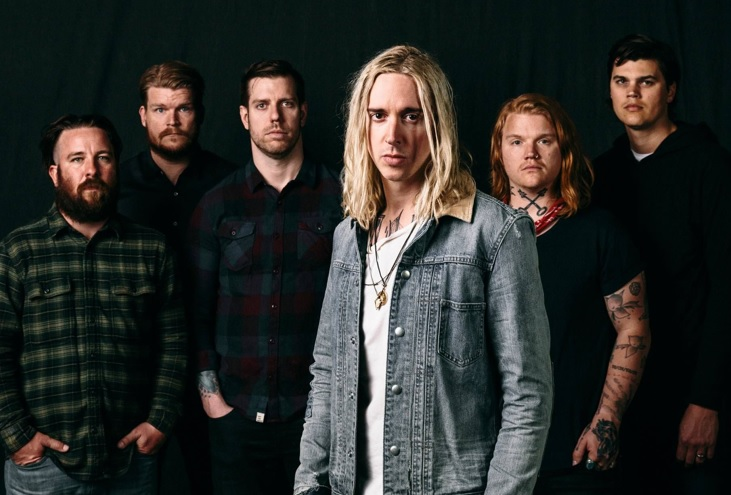 Underoath anuncia serie de conciertos en streaming