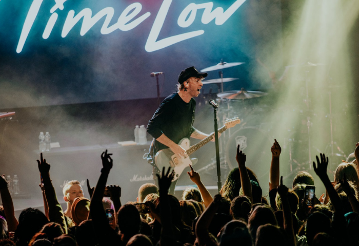 "All Time Low ofrecerá ""Basement Noise"", una serie de cinco conciertos online"