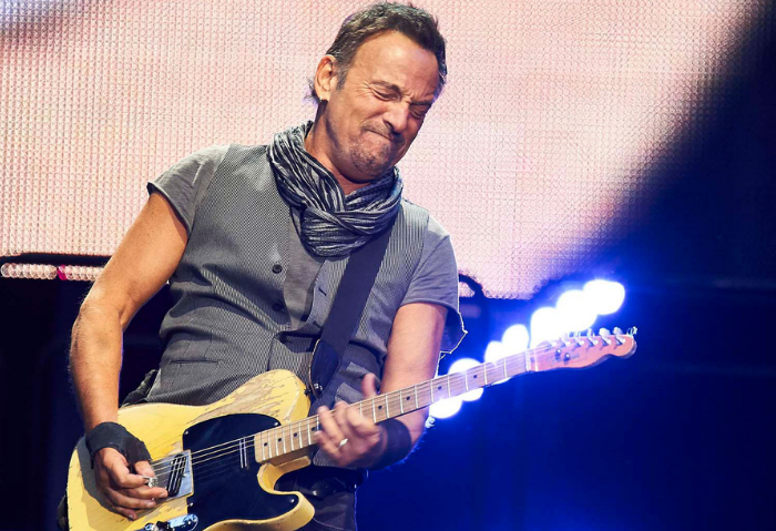 Bruce Springsteen anuncia nuevo disco con The E Street Band