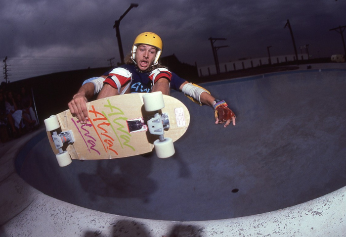 "Mira el documental de Tony Alva titulado ""The Tony Alva Story"""