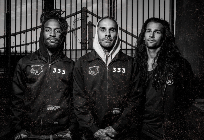 "Fever 333 anuncia nuevo EP titulado ""Wrong Generation"""