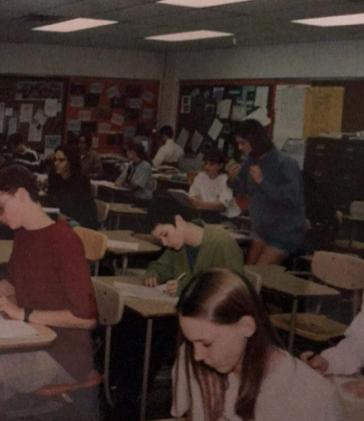 Devon en el 94