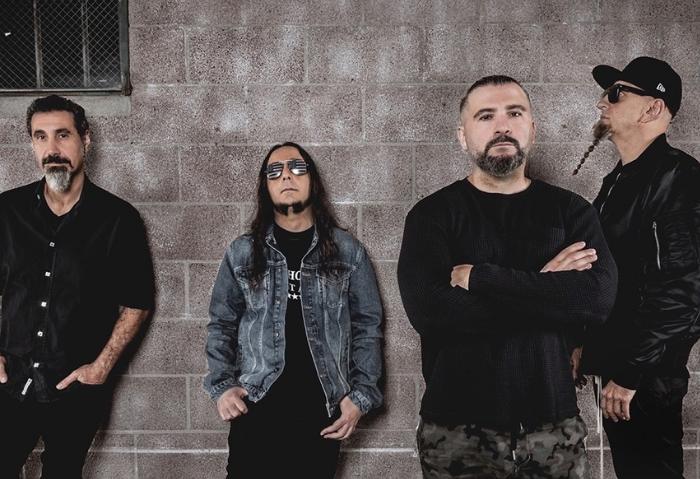 Después de 15 años, System of a Down publica dos nuevas canciones