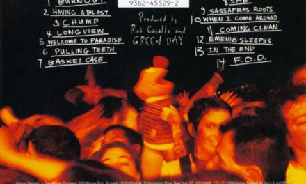 Green Day's Dookie Girl & Ernie: La historia detrás de la contraportada