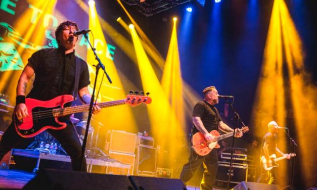 Face To Face tocará sus tres primeros discos durante transmisión en vivo