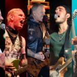 """Metallica anuncia edición de covers de """"The Black Album"""" con Corey Taylor, Weezer, José Madero, IDLES y más…"""